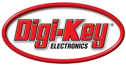 Marktech Optoelectronics Distributor Digi-Key Electronics Logo